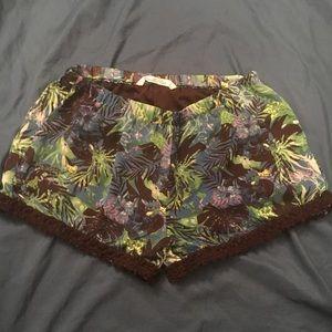 Dressy but comfy shorts