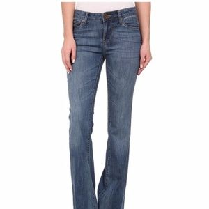 Kut from the Kloth Chrissy Flare Jeans size 10