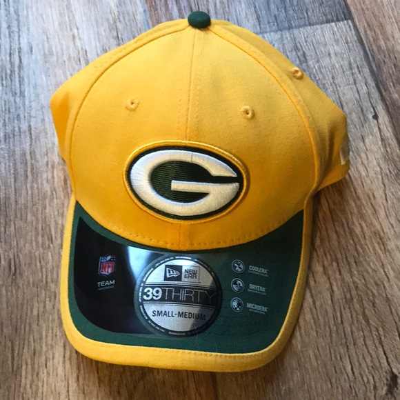 94910ab3 NWT New Era Green Bay Packers fitted hat size s/m Boutique