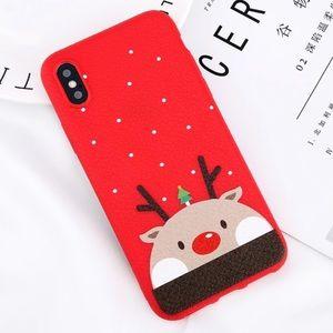 iPhone X XS 7 8 Plus Case Merry Christmas 🎁🎄
