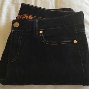 "EUC Tory Burch Jeans *Like New* Size 29"""