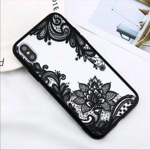 iPhone X/XS Plus Henna  Protective Case