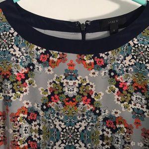 J.Crew 100% silk dresses