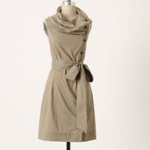 Anthropologie Grand Island Dress LAmade