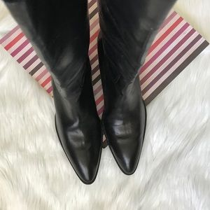 Jil Sander Tall Riding Boots Size 40