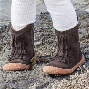 New Livie Luca Pepper Mocha Classic Boots size 5