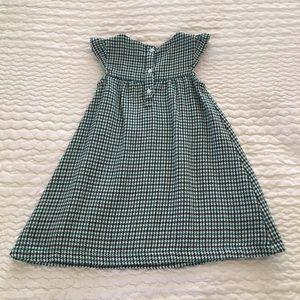 Beebay Dresses - Beebay Houndstooth Dress, Sz 2-3yrs