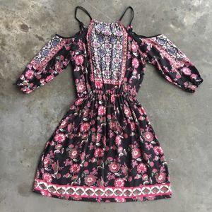 Bohemian style dress