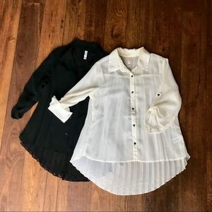 Pleated Blouse Bundle
