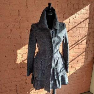 Lightweight Wool Coat