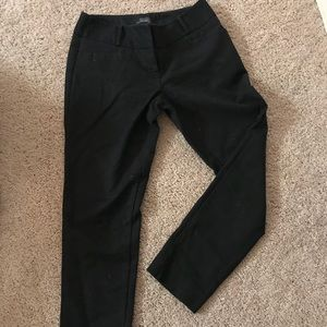 Limited Crop Work professional pants