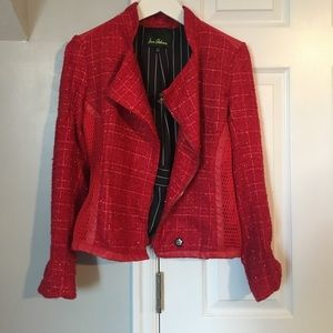 Red Sam Edelman Jacket