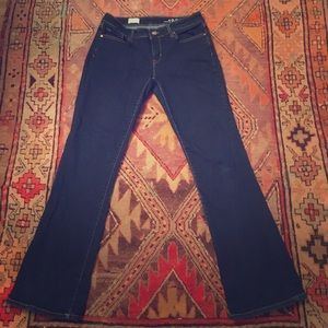 Gap1969 sexy boot cut jeans