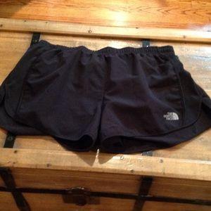 f3396aa0bb5 Nike Shorts - 2 pair Nike NY Mets and North Face running shorts