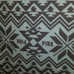 PINK Tops - Victoria's Secret Pink Thermal Henley