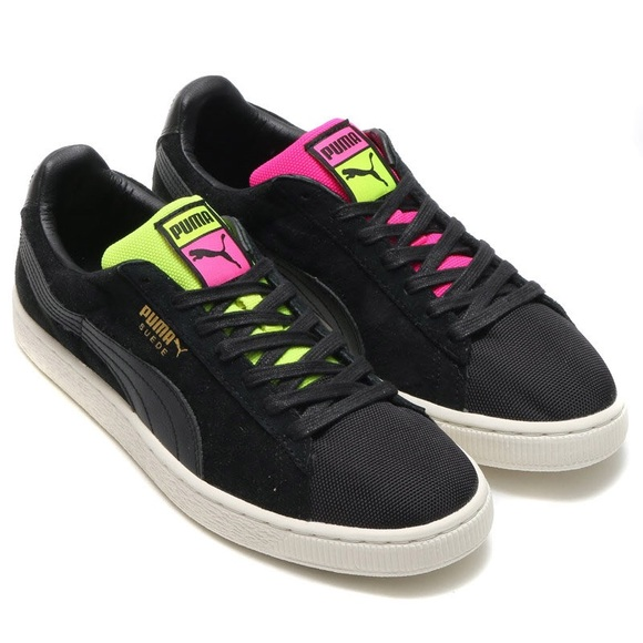 21fb50bef74d5b Men s Puma Suede Classic Tricks