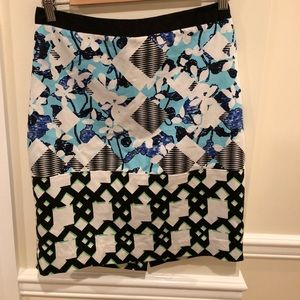 Peter Pilotto for Target pencil skirt