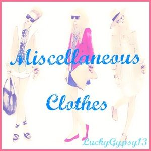 Miscellaneous Clothing
