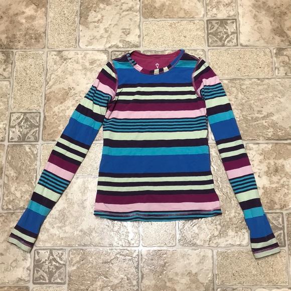 fb539748a Ivivva Shirts & Tops | Reversible Long Sleeve Top | Poshmark