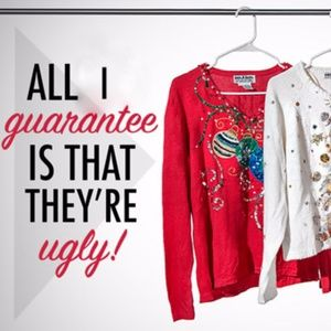 Sweaters - UGLY SWEATER TIME...