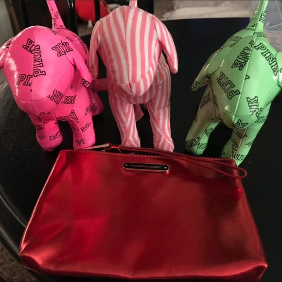 VS Pink Puppies with free gift