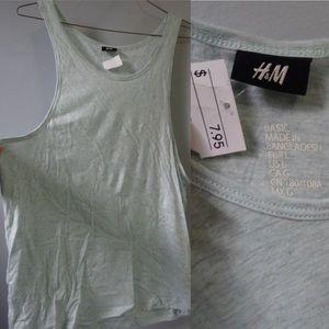 Men's Large H&M tank top