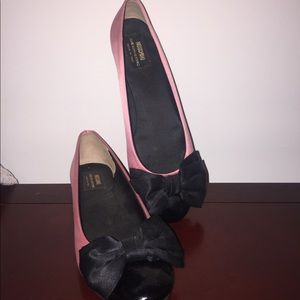 Adorable Moschino Cheap and Chic ballet flats