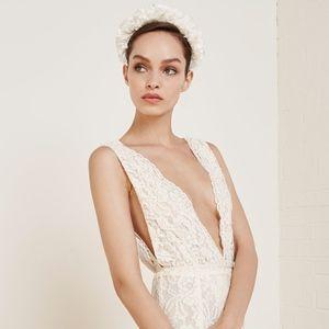 Reformation Francesca Wedding Dress