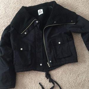 UNIF Black Jacket - Size M