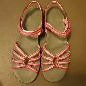 9f242ed1179e8 Teva Shoes - Teva Kayenta Sandals - Harvest Pumpkin