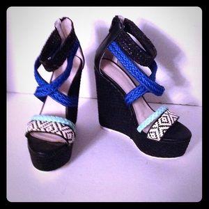 6a8cee2e396 Aldo Shoes - ALDO S So adorable wedges size 7