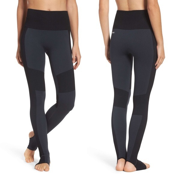 0fcc2c37156c0b Zella Pants | Moto Seamless High Rise Stirrup Leggings | Poshmark