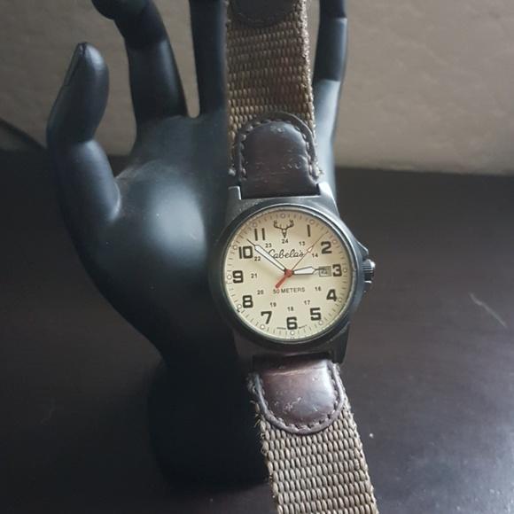 03e199b2e9 cabelas Other - Cabela s Genuine Outdoor Watch