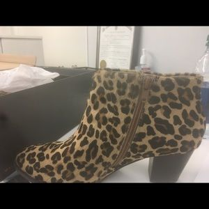 Shoes - Vionic calf hair boots