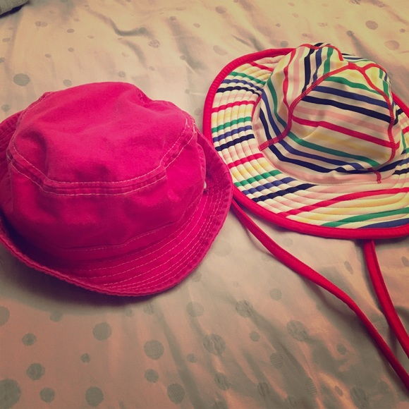 b84c6af1420 Hanna Andersson Other - 2 Toddler Sun Hats