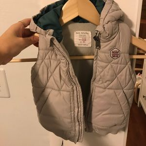 Zara vest for toddler