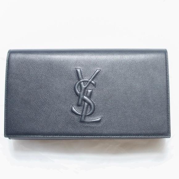 53ccda4f7cd Yves Saint Laurent Bags | Authentic Ysl Saint Laurent Belle De Jour ...