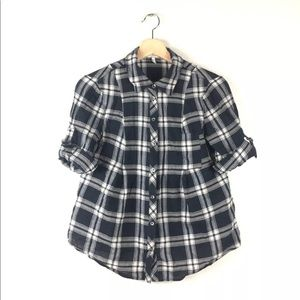 Joie Plaid Shirt