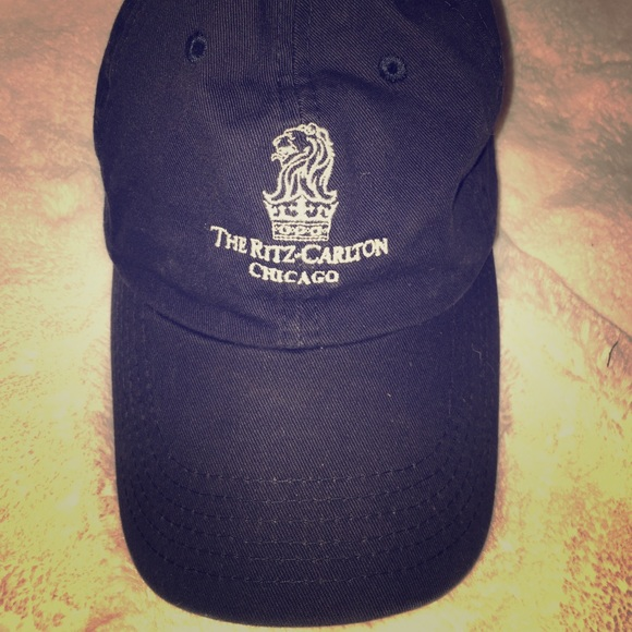 Ritz-Carlton Ball Cap from Chicago. M 5a08f76a291a354b85144a34 c9685d7f0bb
