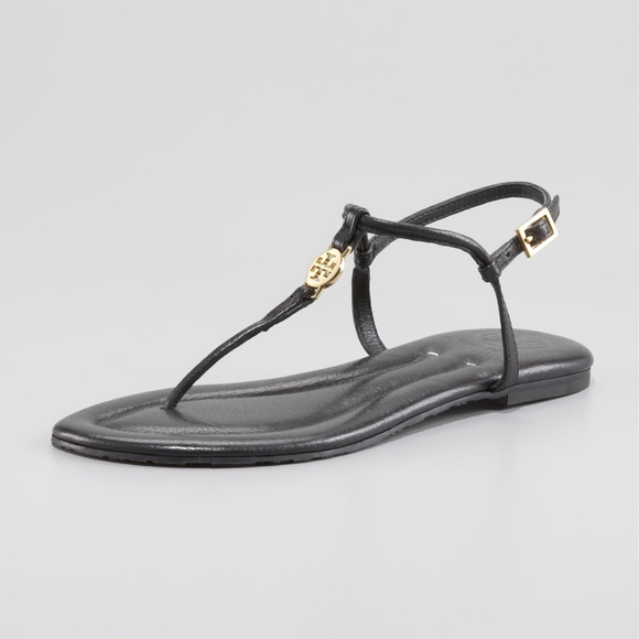 Emmy leather sandals Tory Burch fzL3LaNj
