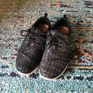 TOMS Glitter Sneakers