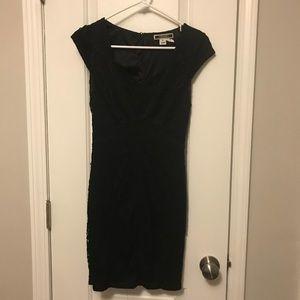 Nikibiki size small black lace dress