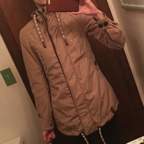 Naketano Tanaka VI Sand Jacket