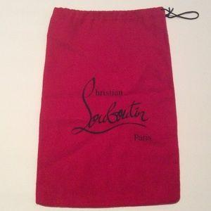 ✅Christian Louboutin Bag Original !!!