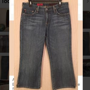 Adriano Goldschmied Jeans Cropped Womans 30 R Saga