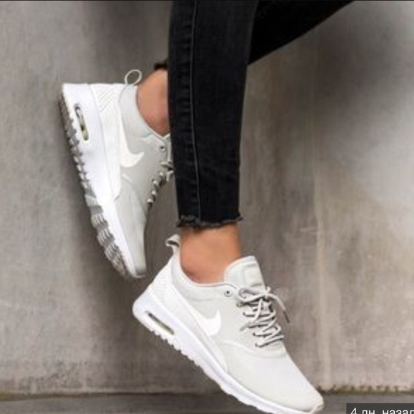 NWT Nike Air Max Thea Light Bone WMNS. M 5a0906b06a5830cfa714a5c6 735fa5763