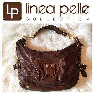 🦃SALE🦃 Brown Buttery Leather Shoulder Bag