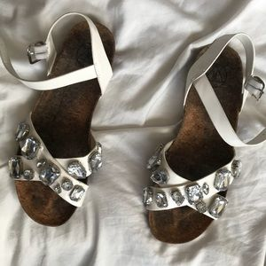 misguided jewel sandals