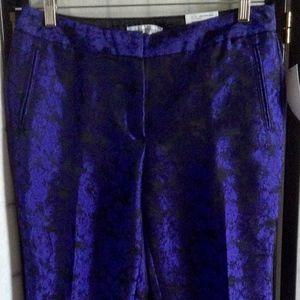 NWT Liz Claiborne Women's 8 Spectrum Blue Pants