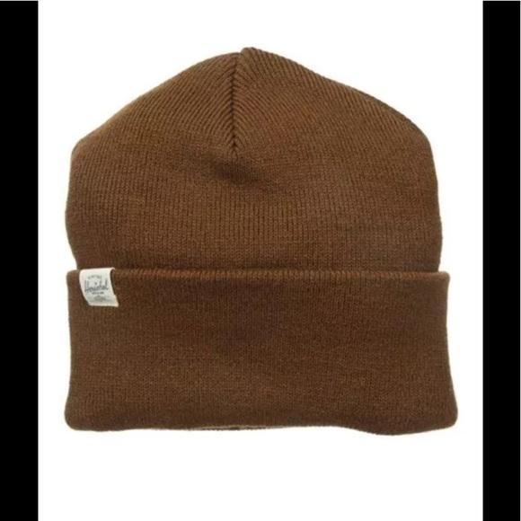 33e45eb91d6 Herschel Supply Co Men s  Frankfurt Beanie Hat OS